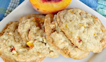 Peach Butterscotch Cookies