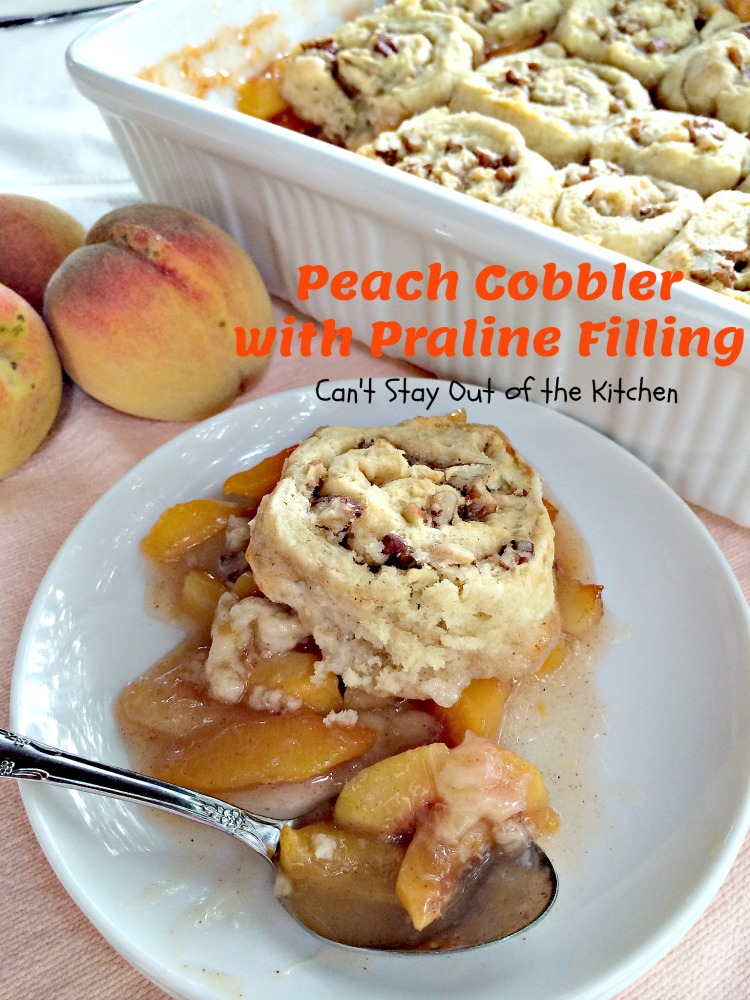 Tennessee Peach Pudding Cake Recipe