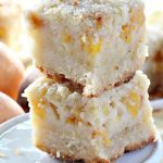 Peach Pie Bars