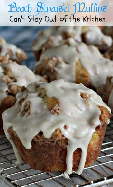 Peach Streusel Muffins - IMG_0928