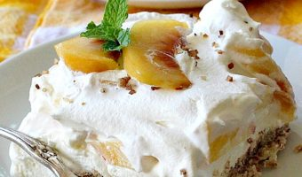 Peaches 'n Cream Delight