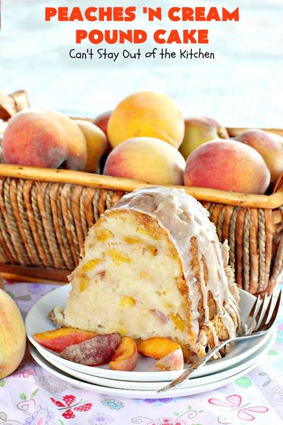 Peaches And Cream Kitchen Sink