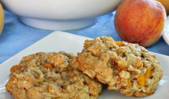 Peachy Oatmeal Scotchies