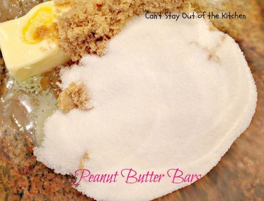 Peanut Butter Bars - IMG_4245