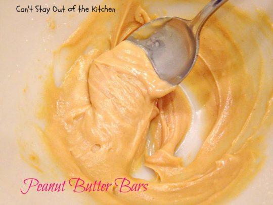 Peanut Butter Bars - IMG_4261