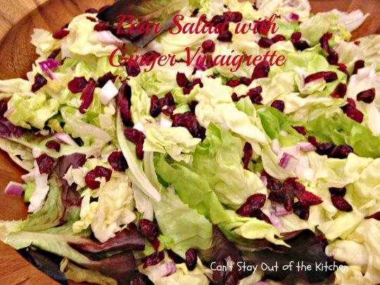 Pear Salad with Ginger Vinaigrette - Recipe Pix 24 207.jpg