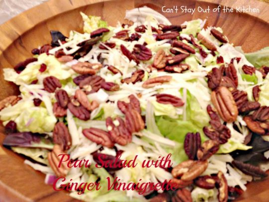 Pear Salad with Ginger Vinaigrette - Recipe Pix 24 216.jpg