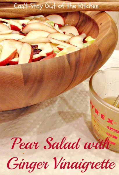 Pear Salad with Ginger Vinaigrette - Recipe Pix 24 418.jpg