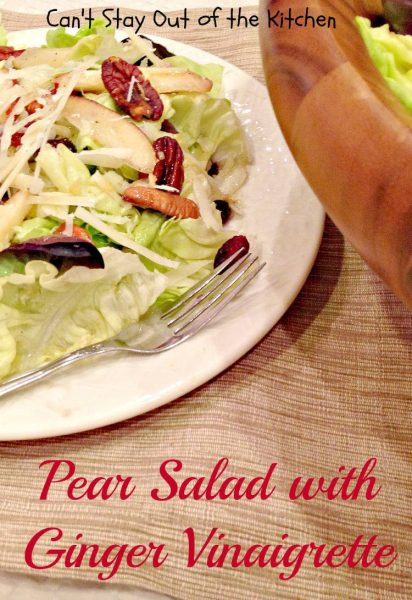 Pear Salad with Ginger Vinaigrette - Recipe Pix 24 422.jpg
