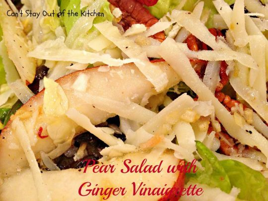 Pear Salad with Ginger Vinaigrette - Recipe Pix 24 443.jpg