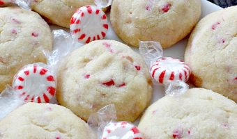Peppermint Chip Meltaways