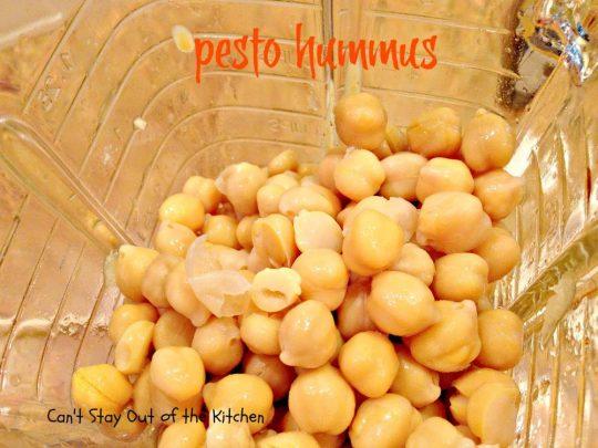 Pesto Hummus - IMG_2569