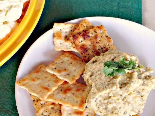 Pesto Hummus - IMG_2676