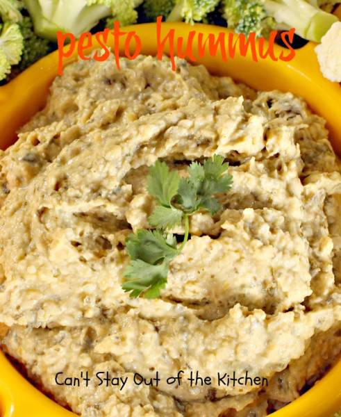 Pesto Hummus - IMG_8097