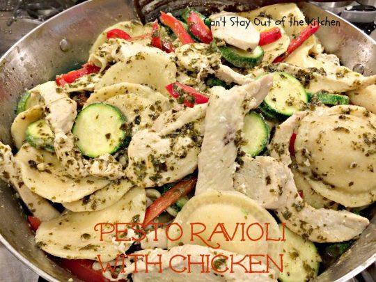 Pesto Ravioli with Chicken - IMG_2406.jpg