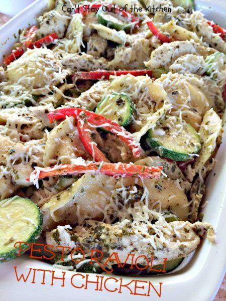 Pesto Ravioli with Chicken - IMG_2412.jpg