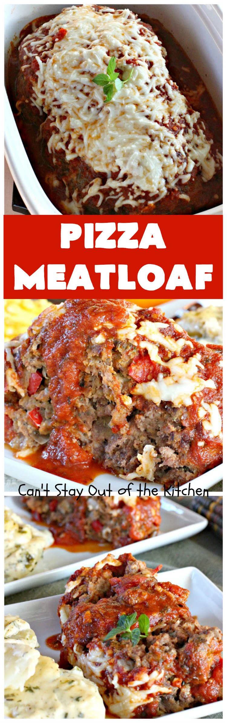 Bbq meatloaf cant stay out of the kitchen pizza meatloaf cant stay out of the kitchen this jazzed up forumfinder Gallery