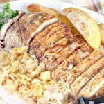 Pork Roast with Sauerkraut