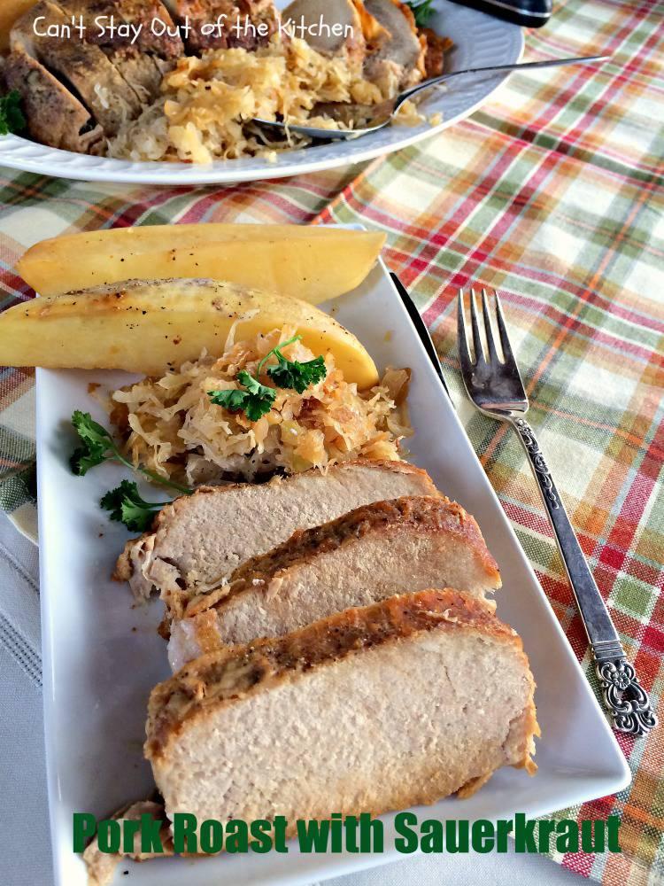 Pork loin roast recipes gluten free
