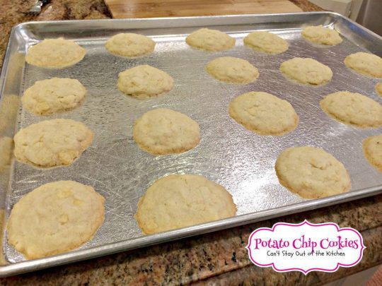 Potato Chip Cookies - IMG_0561