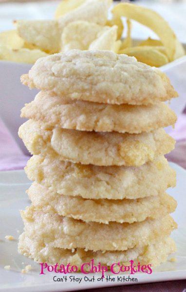 Potato Chip Cookies - IMG_4331