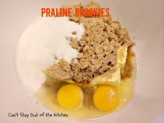 Praline Brookies - IMG_3927