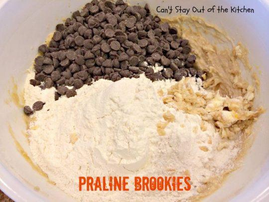 Praline Brookies - IMG_3931