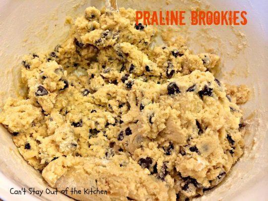 Praline Brookies - IMG_3932