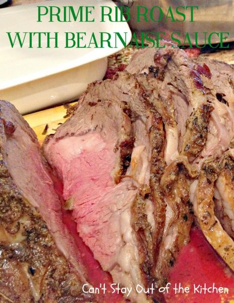 Prime Rib Roast with Bearnaise Sauce - Holiday Dinners 541.jpg.jpg