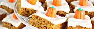 Pumpkin Bars - IMG_4538
