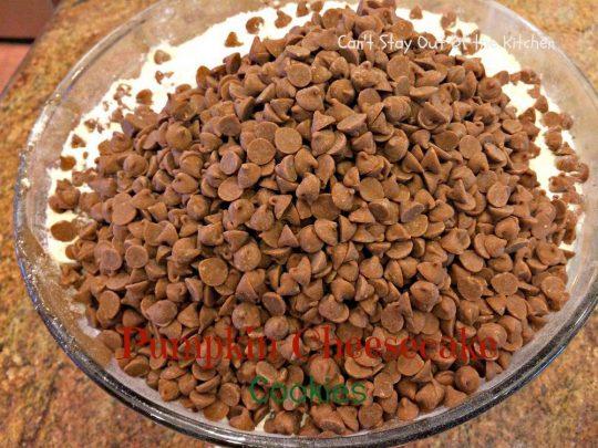 Pumpkin Cheesecake Cookies - IMG_2865