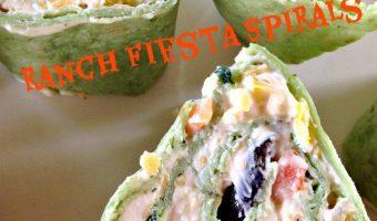 Ranch Fiesta Spirals