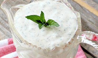 Ranch Yogurt Dressing