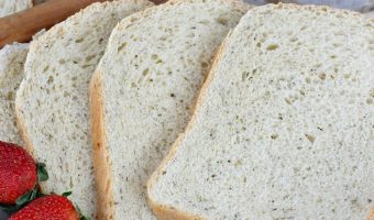 Rapid Rise Italian Herb Bread