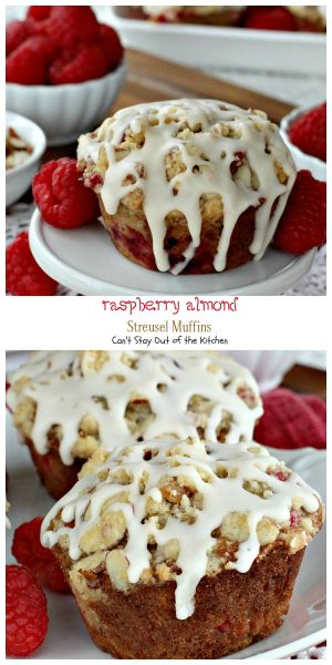 Raspberry Almond Streusel Muffins - IMG_1328 - IMG_1360