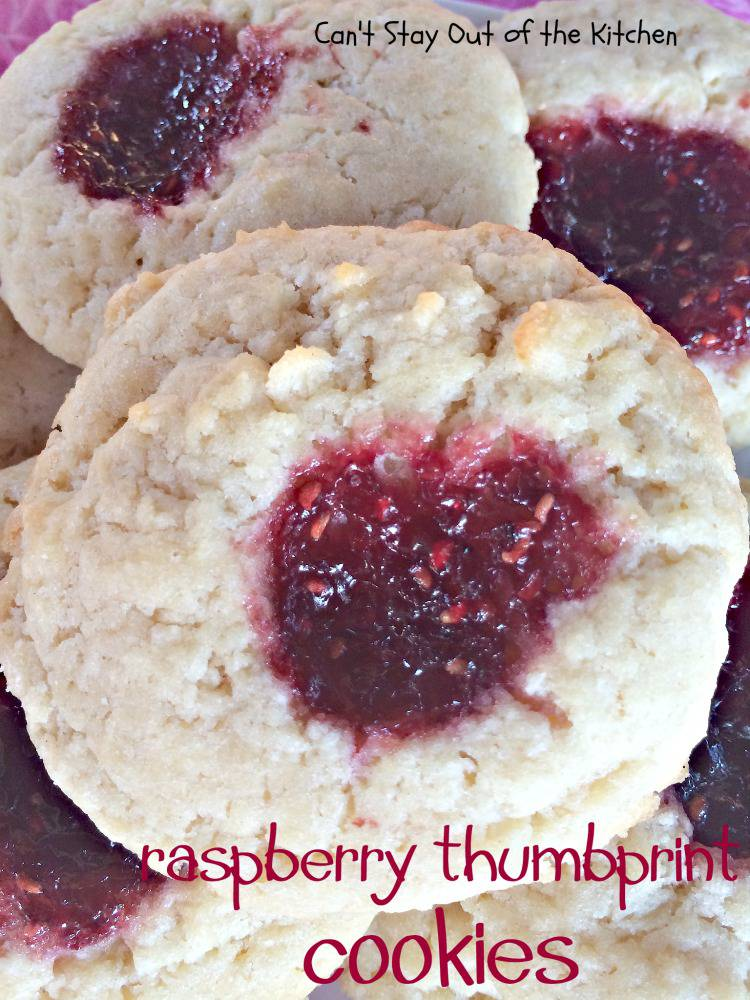 how to make raspberry filled sugar cookies