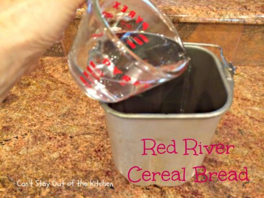 Red River Cereal Bread - IMG_1057