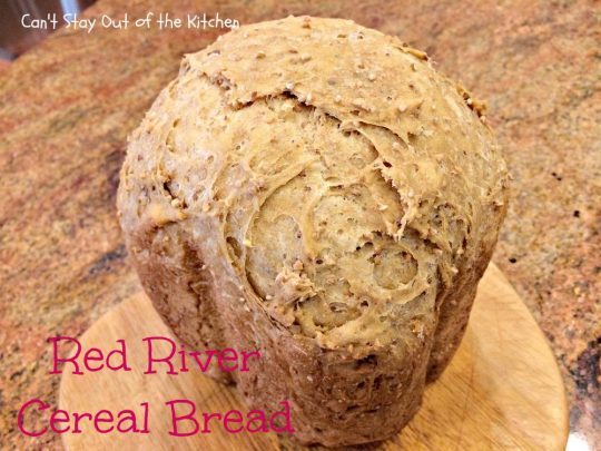 Red River Cereal Bread - IMG_1259