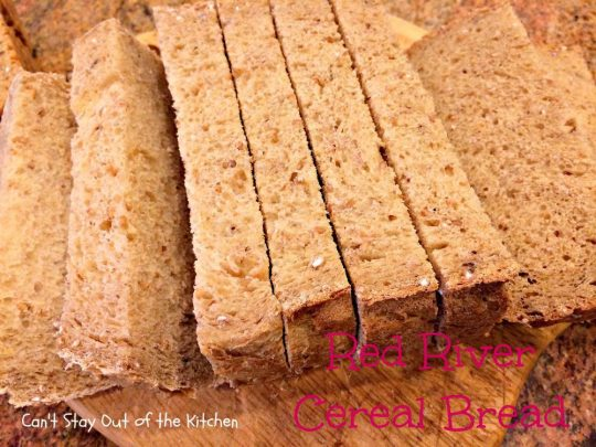 Red River Cereal Bread - IMG_1260