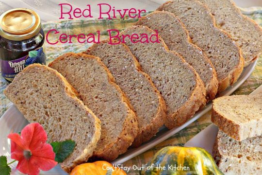 Red River Cereal Bread - IMG_7955