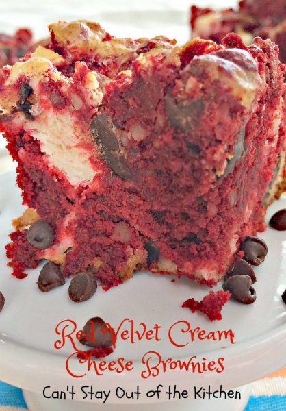 Red Velvet Cream Cheese Brownies - IMG_6805.jpg
