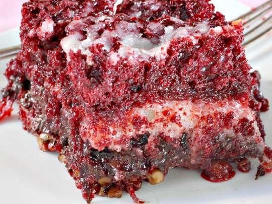 Red Velvet Earthquake Cake Recipe