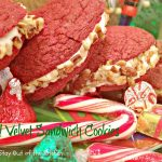 Red Velvet Sandwich Cookies - Recipe Pix 21 531