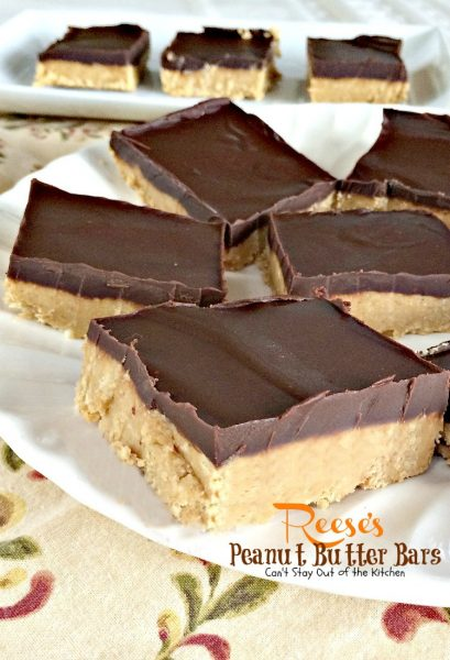 Reese's Peanut Butter Bars - IMG_0608