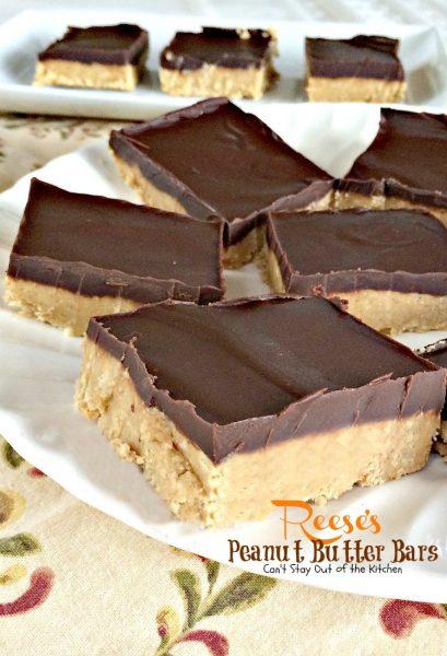 Reese's Peanut Butter Bars - IMG_0608