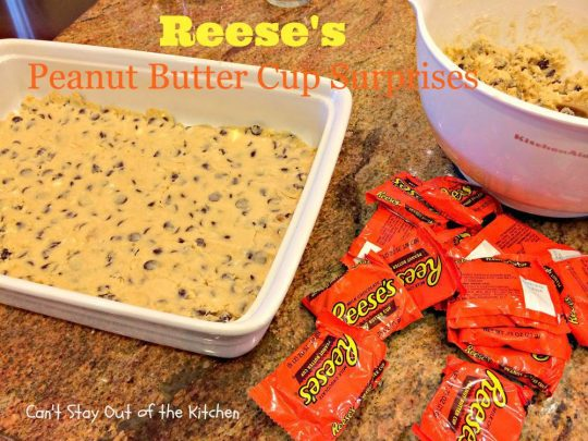 Reese's Peanut Butter Cup Surprises - IMG_3936