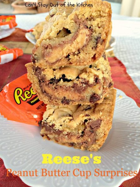 Reese's Peanut Butter Cup Surprises - IMG_4155