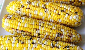 Roasted Herb Corn