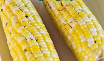 Roasted Herb Corn