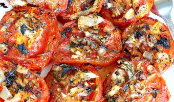 Roasted Italian Tomatoes